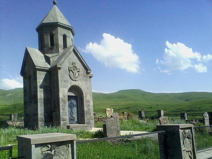 Кечутская часовня Св.Гаяне
