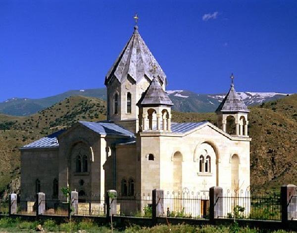 Церковь Св. Трдат в Вайке