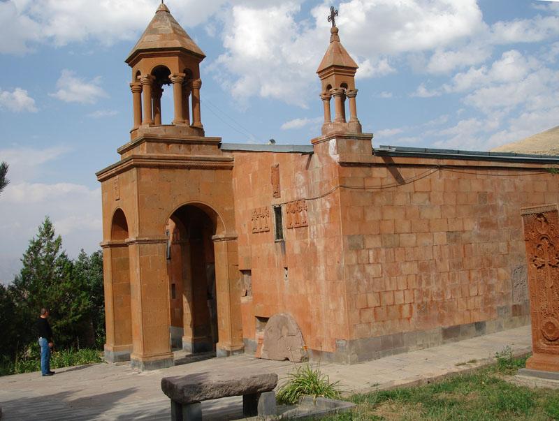 Церковь Св.Мартирос