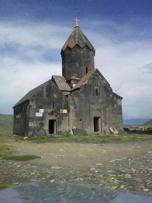 Монастырь Танадеи (Танати)